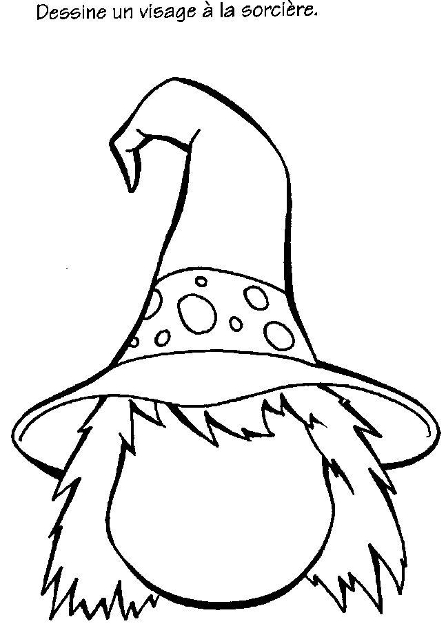 sorcière bricolage halloween - Recherche Google
