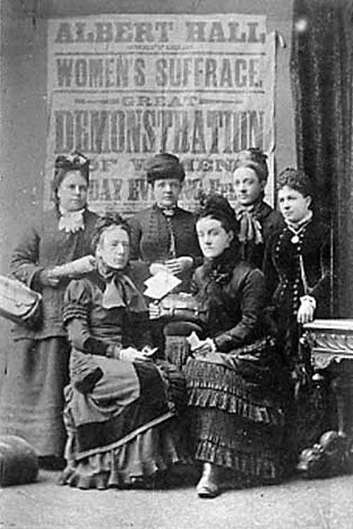 Feminism during Victorian Era