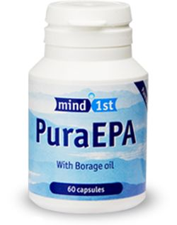 Pure EPA, Unique, Natural, Strong and Effective A natural way to feel happy, energetic and healthy: Our Premium Brand of Pure EPA fish oil contains the world's highest concentration of EPA oil omega-3 (93%)