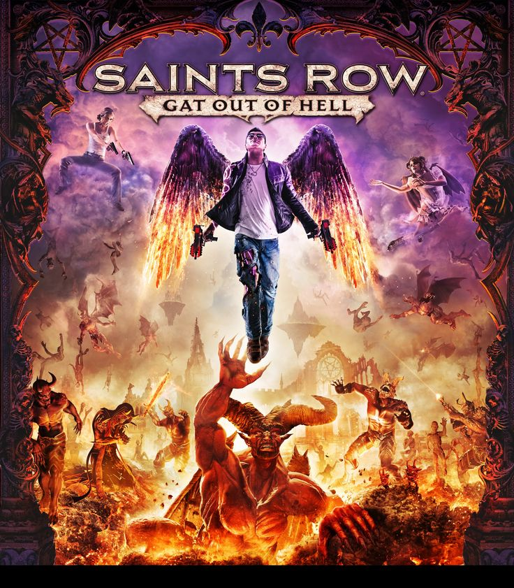 Saints Row IV, Gat Out Of Hell