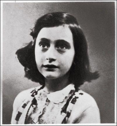 Anne Frank. 1941