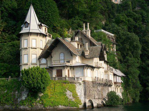 Villa Troubetzkoy | Blevio #lakecomoville