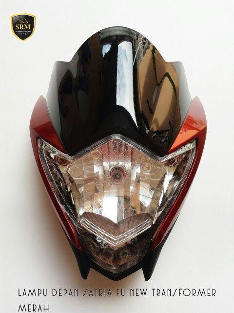 Lampu Depan Satria FU New Transformer IDR 185.000,-/Pcs