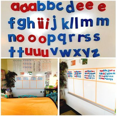 Try Standing Word Work to get out the fidgets of your most active students.