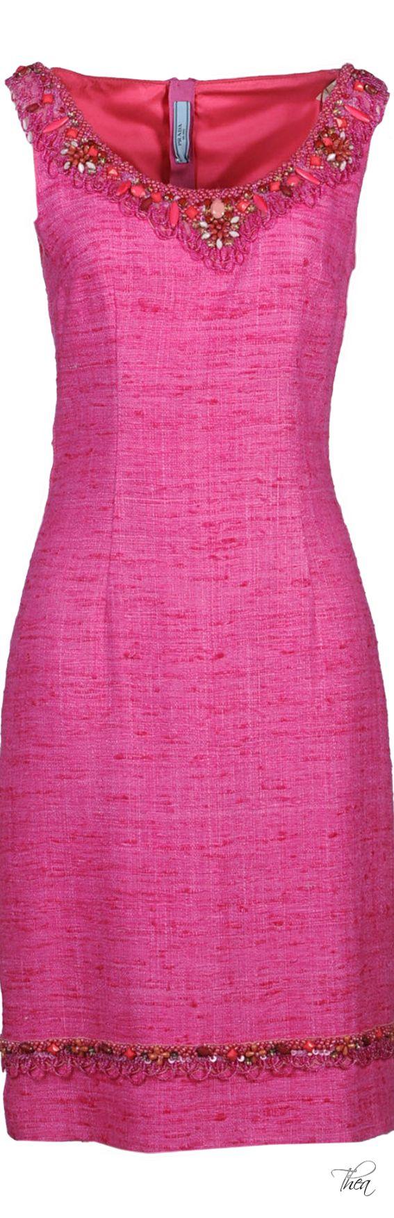 Prada ● Pink Dress