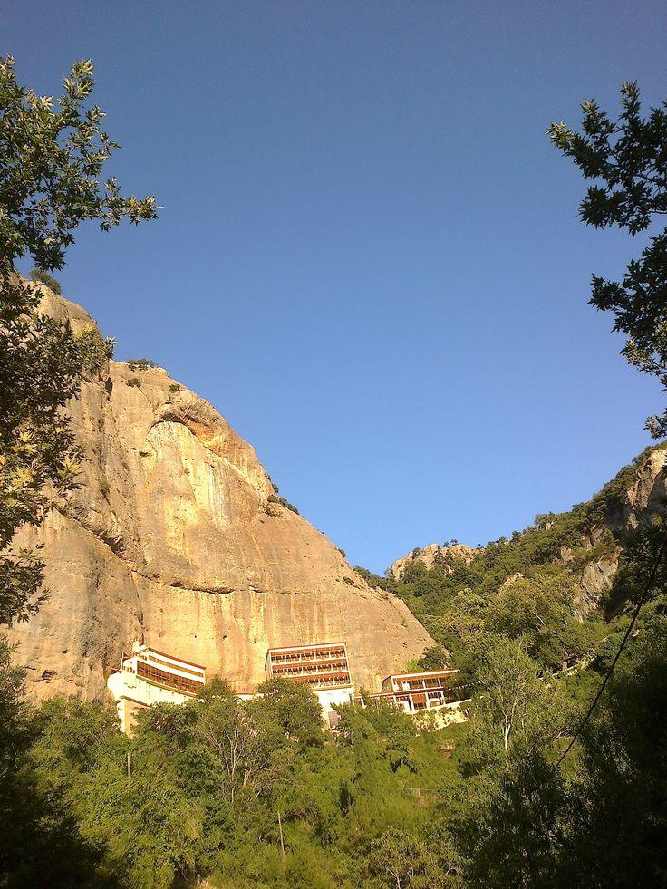 monastery in Kalavryta