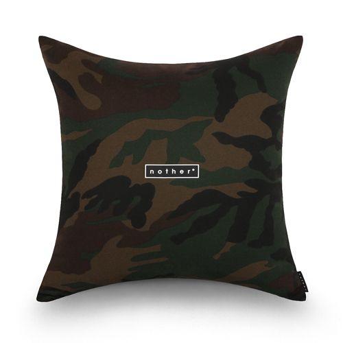 nother Camouflage Cushion (Dark)