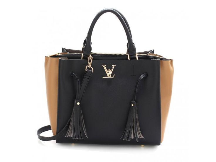 Čierno telová kabelka do ruky Olivia AG00551