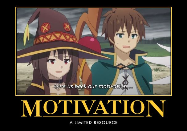 Crunchyroll - Forum - Anime Motivational Posters (READ FIRST POST) - Page 15273