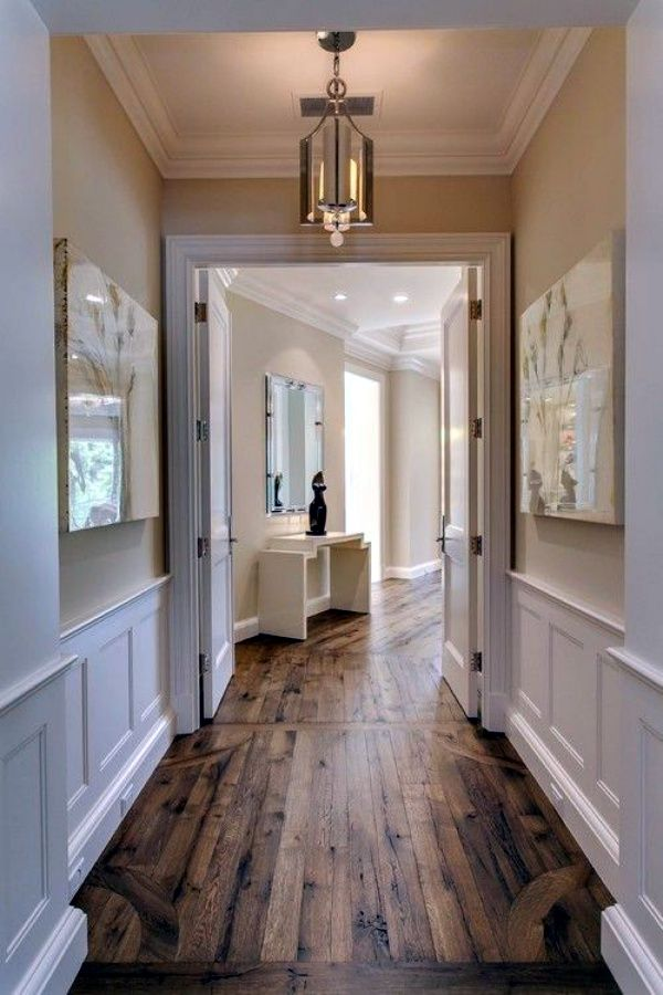 40 Simple Yet Classic Wainscoting Design Ideas Bored Art Home