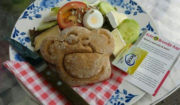 Echt of Broodje Aap bij Dubbel-Op in Almere