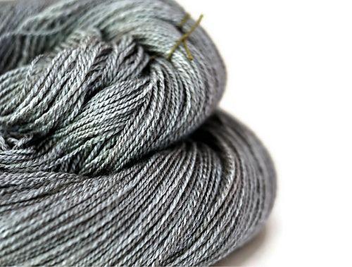 Handspun Yarn ~ by PurlVerde ~ Textiles 2-ply ~ via Ravelry