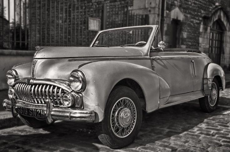 Peugeot 203 Cabriolet - 1952
