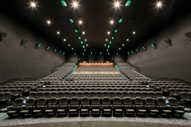 TOHO Cinemas Shinjuku, Japan TOHOシネマズ 新宿 納入事例 Movie, Cinema