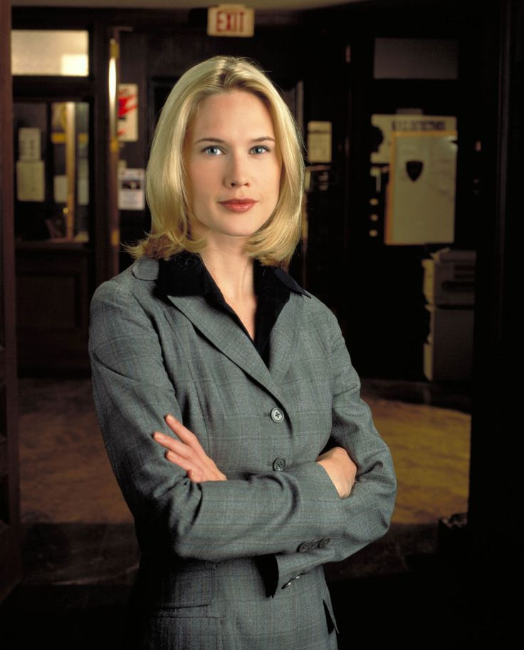 Stephanie march law and order