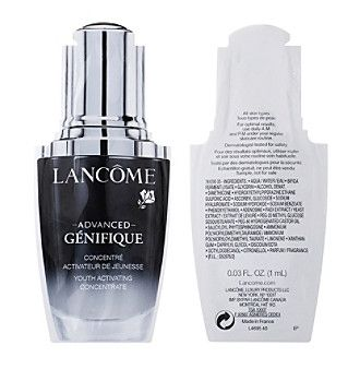 Lancome Genifique Gift With Purchase