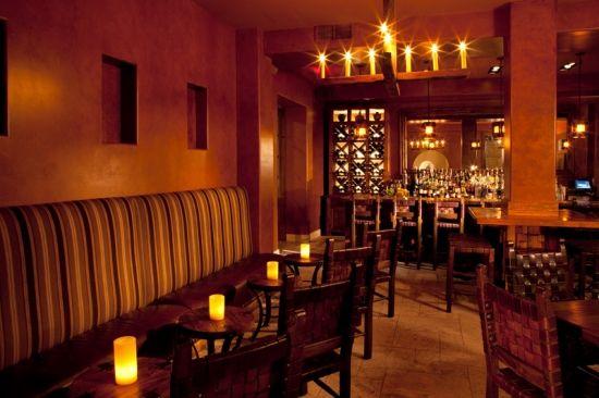 Secreto Lounge, best drinks in Santa Fe