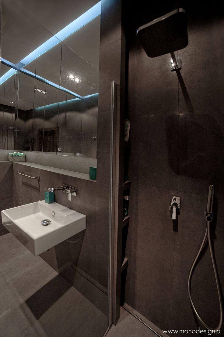 Apartamenty Gródek nad Dunacjem - piękna i stylowa łazienka