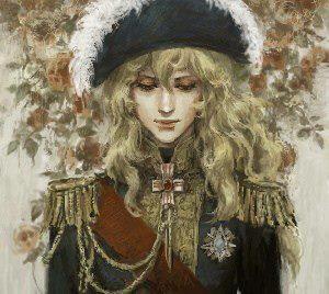 (2) Lady Oscar FanArt Page | via Facebook