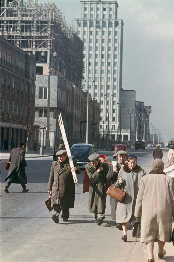 Świętokrzyska, 1956