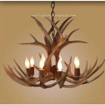 73 best lamps images on pinterest antler lights chandeliers and 8 light large mule deer antler chandelier mule deer antler chandelier antler hunting aloadofball Image collections
