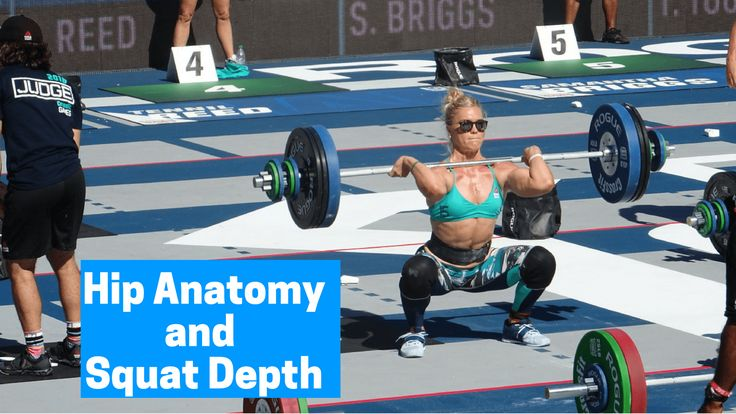 Hip Sockets and Squat Depth – How Individual Differences Impact Squat Performance - The Barbell Physio