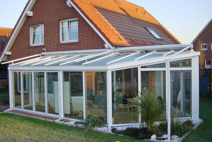 Slunce v domě -Ukázky možných typů zimních zahrad