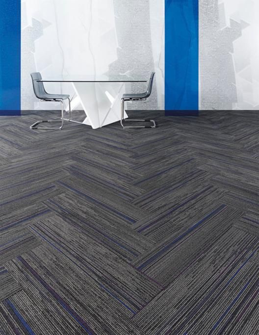 Glitch Tile Shaw Contract Commercial Carpet And
