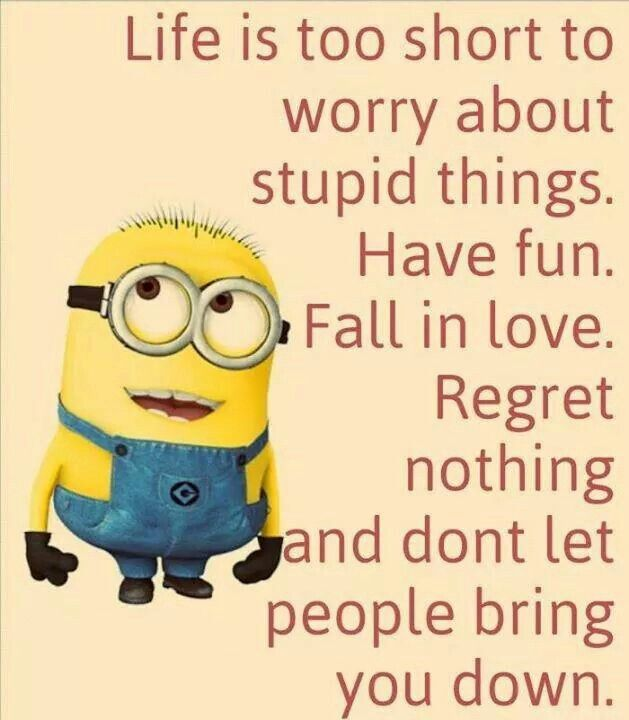 17 Best Minion Quotes Images On Pinterest | Funny Minion, Minions Quotes  And Minion S
