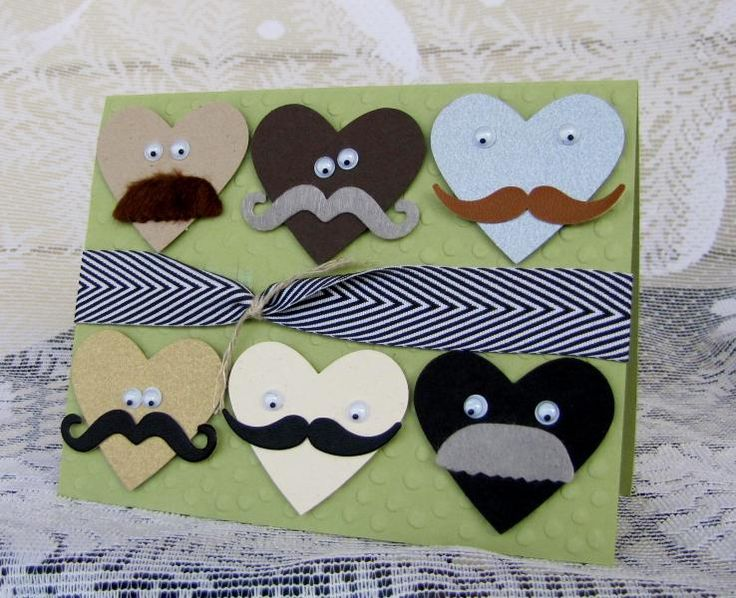 Man, I Love You by meisu4 - Cards and Paper Crafts at Splitcoaststampers