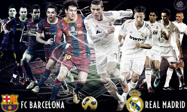 El Clasic Preview: Barcelona vs Real Madrid 2015