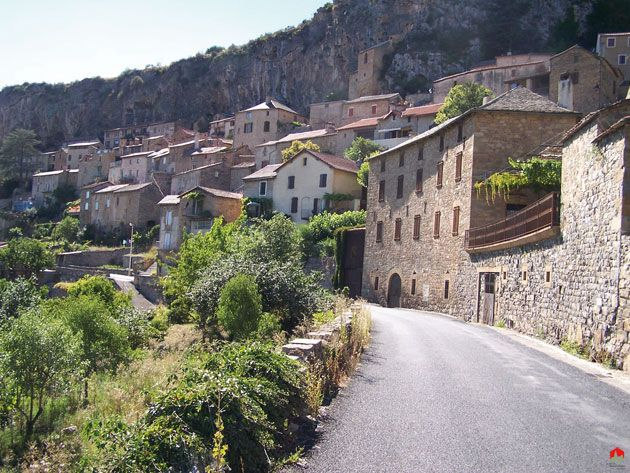 Peyre | Les plus beaux villages de France - Site officiel