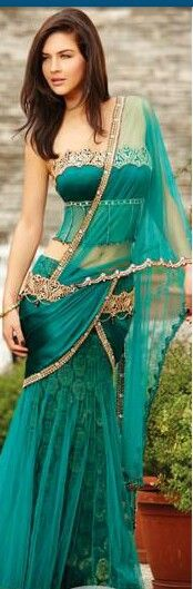 The gypsy outfit or belly-dancer