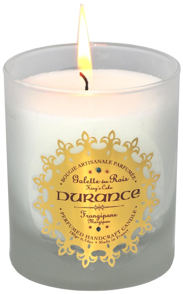 Durance - Bougie Frangipane