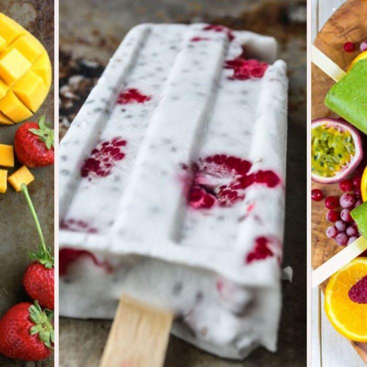 Ice, Ice Baby! Jetzt erobern die neuen Superfood-Sorten euer Eishörnchen. Von Avocado-Himbeer bis Zitrone-Basilikum. In diesem Sommer wird gesund geschleckt...