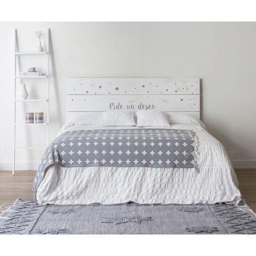 M s de 25 ideas incre bles sobre camas de madera en - Cabecero cama 180 ...
