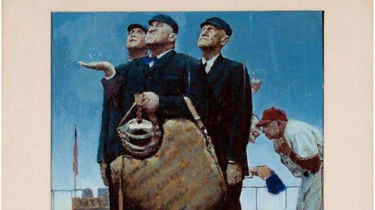 Una pintura sobre béisbol se vende por 1,3 millones de euros | Marca.com http://www.marca.com/otros-deportes/2017/08/22/599bdf74e5fdea804b8b4574.html
