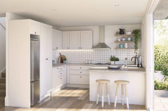 Best Kaboodle Flat Pack Kitchens Are Easy To Assemble And 640 x 480