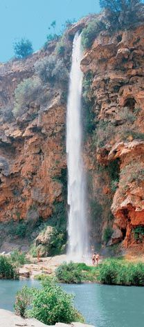Cascada, Salto de la Novia, Navajas, Castellón