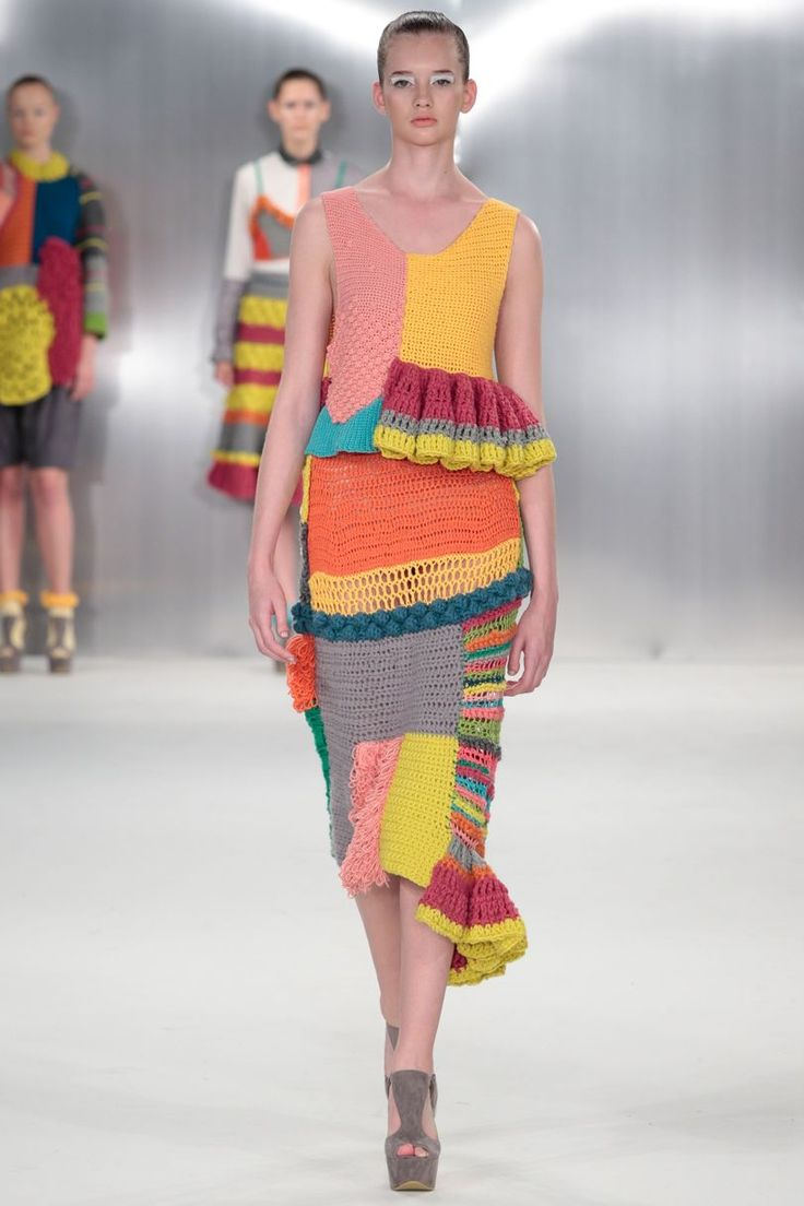De Montfort University Spring_Summer 2015 Ready-To-Wear Collection
