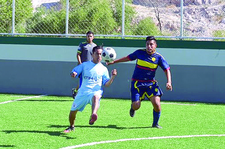 Arranca Torneo de Futbol Rápido Interdependencias
