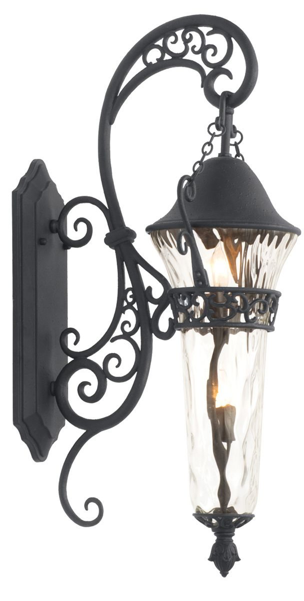 75 best traditional outdoor wall sconces images on pinterest kalco lighting 9413 anastasia outdoor 2 light large wall bracket mozeypictures Images