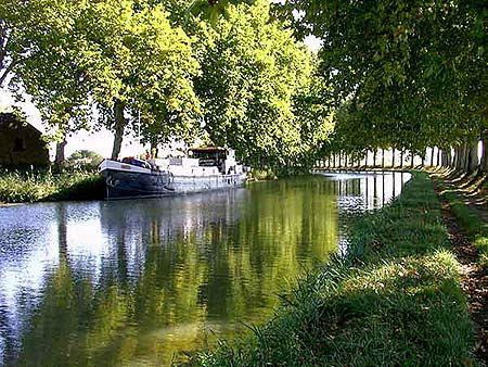 Navegar no Canal do Midi - França - Bilhete de Viagem