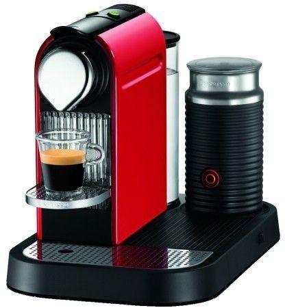 Nespresso maskine. Den eller lignende :)