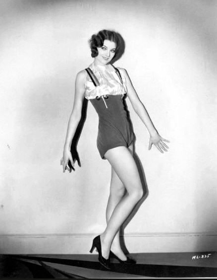 Myrna Loy | crashing nightingale