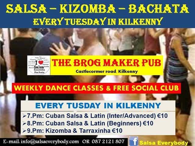 #Dance Classes For All #Kilkenny