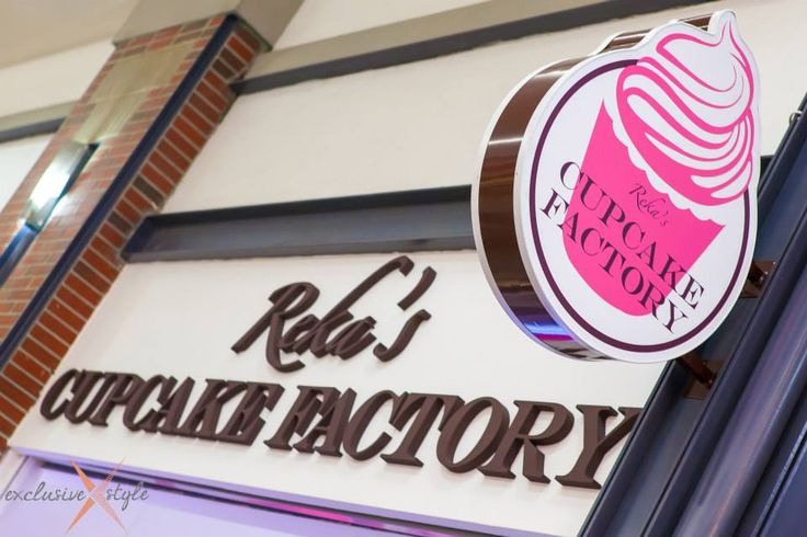 Cupcake Factory in Budapest