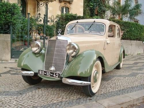 Mercedes-Benz 170 V Découvrable For Sale (1938)