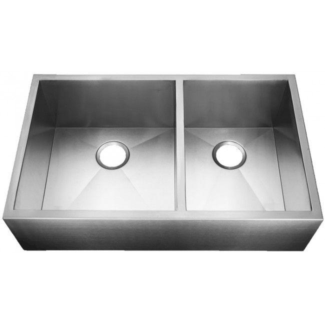 6 Unique Stainless Apron Front Kitchen Sink