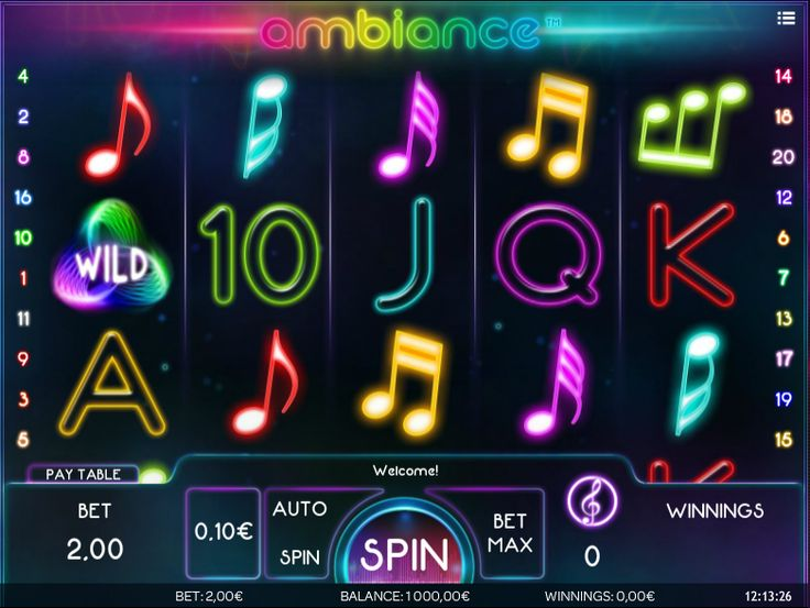 Ambiance - http://www.777free-slots.com/free-slot-online-ambiance/